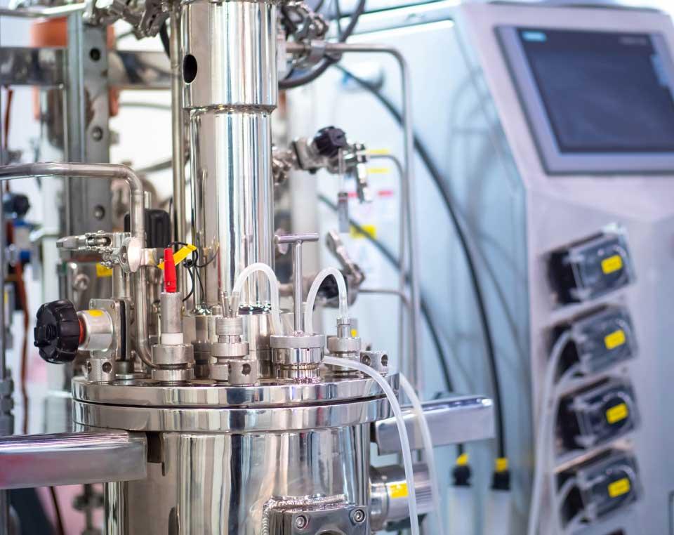Bio Processing lab equipment